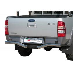 Zadní ochrana dvojitá FORD Ranger  -Misutonida PP1/204