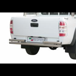 Zadní ochrana dvojitá FORD Ranger  -Misutonida 2PP/250