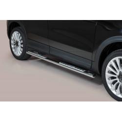 Boční ochrana design FIAT 500  -Misutonida DSP/393