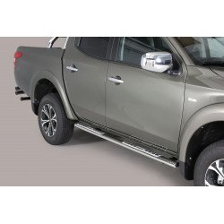 Boční ochrana design FIAT Fullback  -Misutonida DSP/406