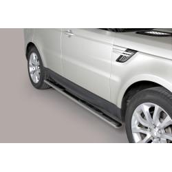 Boční oválný rám s nášlapy LAND ROVER Range Rover...
