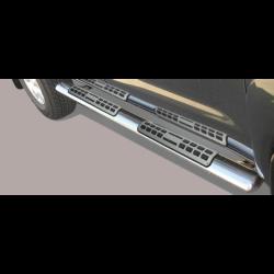 Boční ochrana design TOYOTA Hilux  -Misutonida DSP/208