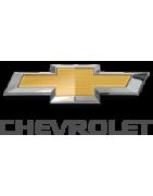 Misutonida front bars, side steps, accessories for   Chevrolet Captiva 2006-2010